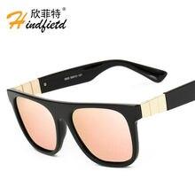 Tendências da moda coloridos Mulheres multicolor óculos de sol óculos de  Plástico quadros De Titânio óculos Óculos de lente UV40. e3b93ec827