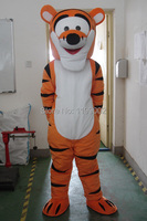new tigger mascot costume for adults christmas Halloween Outfit Fancy Dress Suit Free Shipping Drop Shipping