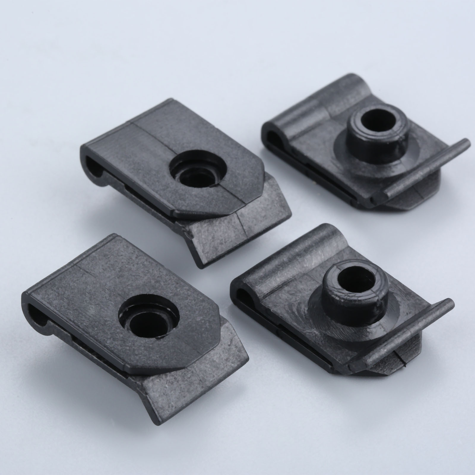 20x Citroen 8mm Plastic Rivets Wheel Arch Inner Liner Clips Splashguard Clips