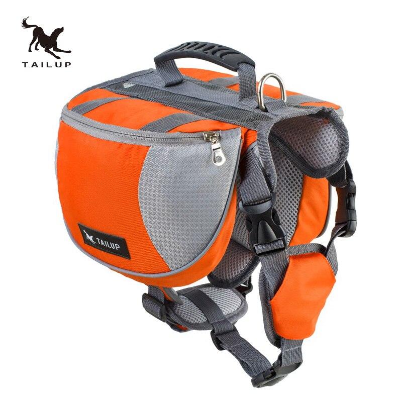 Tailup recorrido al aire libre profesional mochila perro productos para perros e