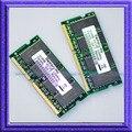 1 ГБ 2X512 МБ PC133 144PIN 133 МГц PC-133 SODIMM SDRAM Ноутбук ПАМЯТИ SO-DIMM ОПЕРАТИВНОЙ ПАМЯТИ 2 шт. 512 М Бесплатная доставка