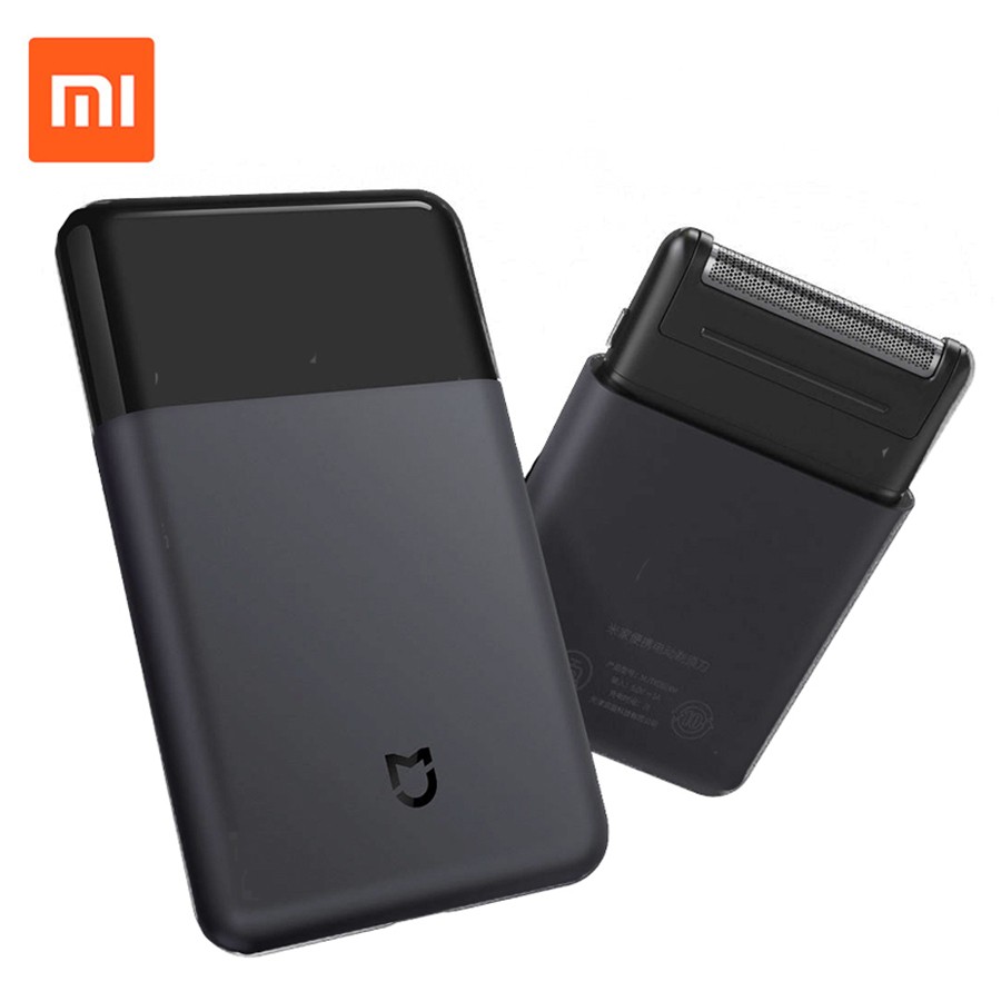 Original Xiaomi Electric Shaver for USB Rechargeable 60HRC Japan Steel Mens Smart Mijia Mini Portable Fully