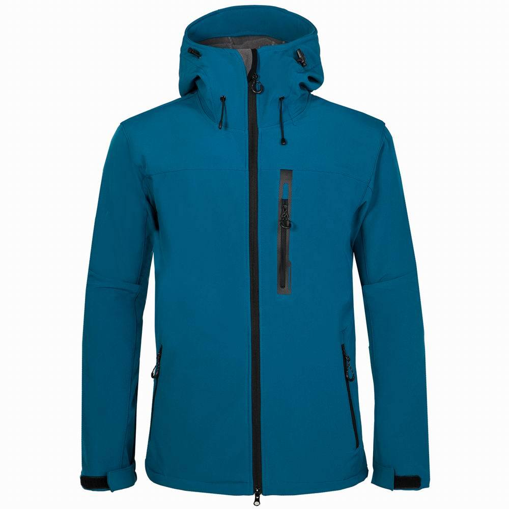 все цены на Men Coat Hiking Trekking Coat Heated Jacket Camping Skiing Male Windbreaker Winter Softshell Fleece Jackets Outdoor Sportswear