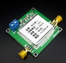 1MHz ~ 3000MhZ 3GHz 2.4G 광대역 저잡음 증폭기 RF LNA Amp 모듈 40DB VHF HF TV 신호 증폭기
