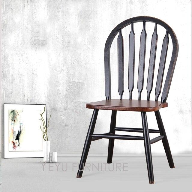 Minimalistischen Modernen Design Massivem Eschenholz Kleine Pfau Stuhl Holz  Esszimmerstuhl Fashion Classic Berühmte Möbel Stuhl 2