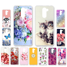 Ojeleye DIY Patterned Silicon Case For Doogee X60L Soft TPU Cartoon Phone Cover Covers Bag Anti-knock Shell