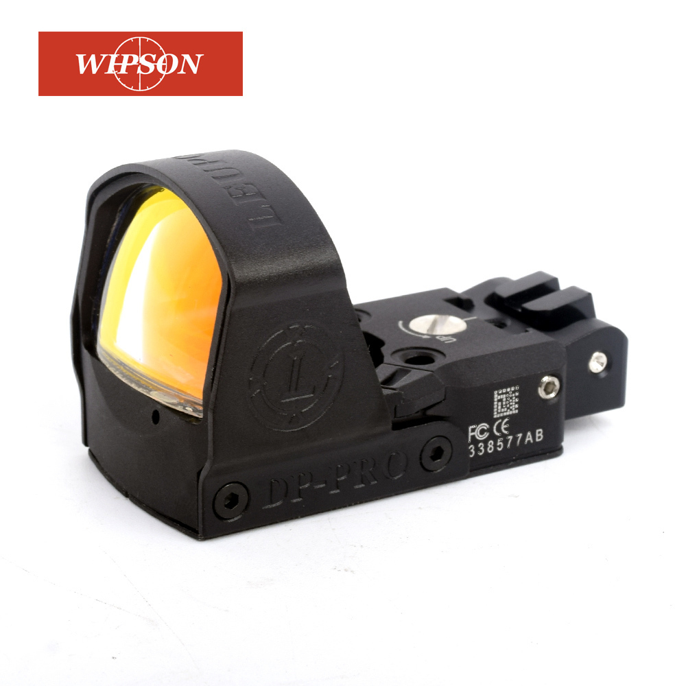 WIPSON New Arrival Mini Red Dot Scope with 3 Types Mount Magnification :1.0X Waterproof to 33ft for Outdoor