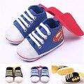 Outono de 2016 Superman Baby First Walkers suave sole prewalker Sapatos da criança Recém-nascidos meninos meninas antiderrapantes bebes sapatos 1661 anos de idade