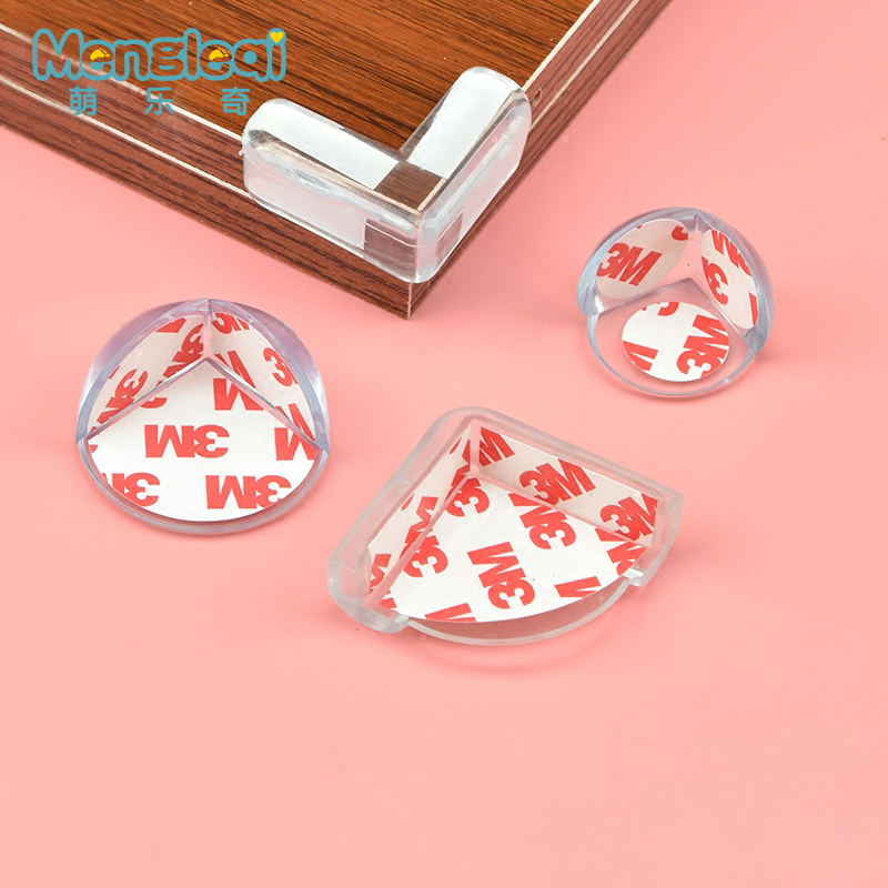 1pcs Baby Safety Silicone Protector Table Corner Edge Protection Cover Children Anticollision Edge Child Corner Guards