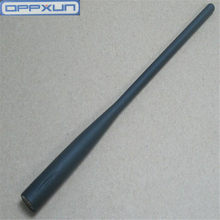 oppxun Dual Band 144/440 MHz Antenna For YAESU FT50R FT60R VX1R VX2R VX3R VX5R VX6R VX7R VX8DR two way radios(China)