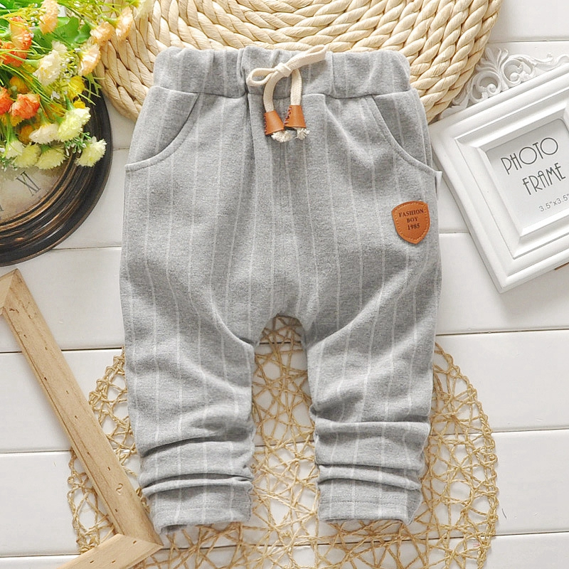Autumn-Baby-Boys-Striped-Print-Casual-Drawstring-Waist-Pants-Kids-Full-Length-Trousers-roupas-de-bebe-2