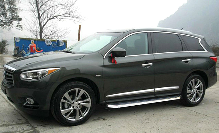 Aluminium Fit For 2017 2016 2018 2019 Infiniti Jx35