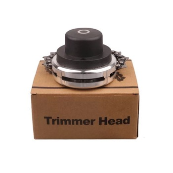 цена на NEW Universal Trimmer Head Coil 65Mn Chain Brushcutter With Thickening chain Garden Grass Parts Trimmer For Lawn Mower