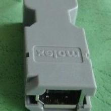 Molex 54280-0609 JZSP-CMP9-2-E разъем 6 Pin USB IEEE 1394 6 P для Yaskawa Серводвигатель Panasonic кодировщик