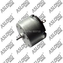 4pcs/lot RA-520 12V 6000rpm ASLONG micro dc motor PMDC motor for dc gear motor
