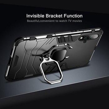 Coque armure antichoc KEYSION pour Huawei Mate 30 20 Pro P30 P20 lite P Smart Y5 Y6 Y7 Y9 2019 housse de téléphone pour Honor 20 Pro 10i 10 lite 8a 8X 9X 2