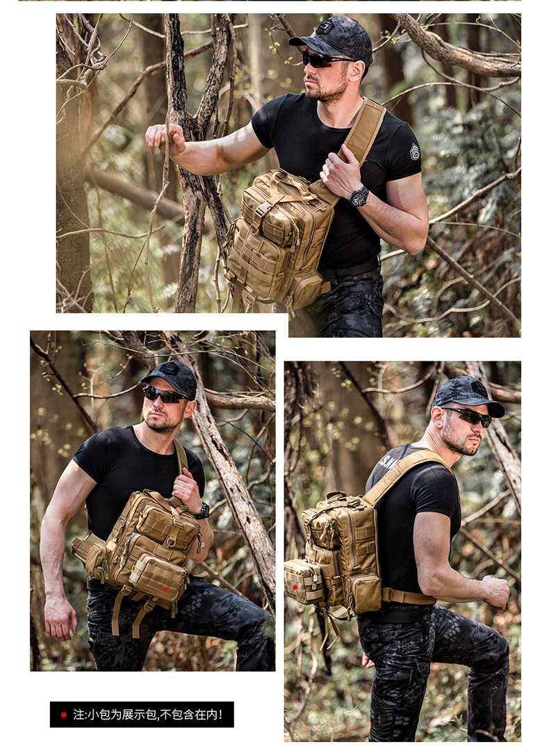 edc saco airsoft caminhadas ao ar livre acampamento caça 20l