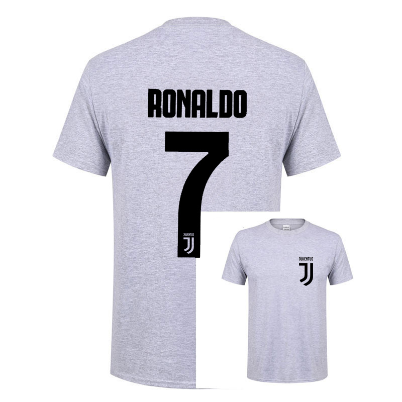 43734447855 2018 new cr7 name cristiano ronaldo T-Shirt Men Short Sleeve 100% cotton O  Neck T shirts for juventus fans gift
