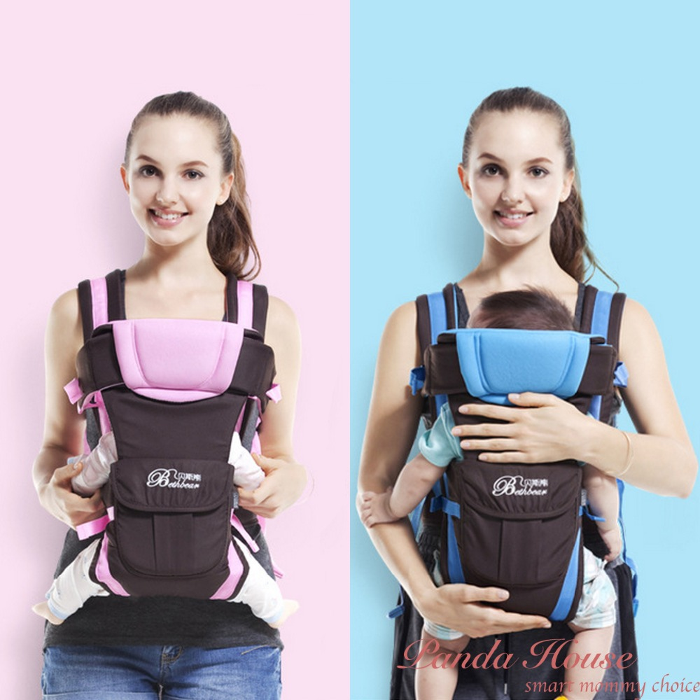 Backpacks & Carriers 6 Color Backpack Kangaroos For Kids Bag Mochila Porta Bebes High Quality Multi-functional 2-24 Month Infant Sling Baby Carrier Moderate Price Mother & Kids