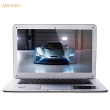 Amoudo-6C Plus 14inch Intel Core i7 CPU 8GB+120GB+1TB Dual Disks Windows 7/10 System 1920x1080P FHD Laptop Notebook Computer