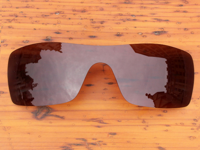 289ce99595 Copper Brown Polarized Replacement Lenses For Batwolf Sunglasses Frame 100%  UVA   UVB Protection