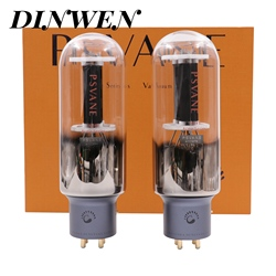 1PAIR 845 VACUUM TUBE Psvane ACME Series A845 WE845 Electronic VALVE Power Tube for Vintage Audio Amplifier DIY Matched Tested