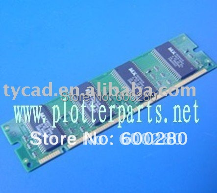 C6075-60286 Firmware DIMM (Revision A.52.02) For the HP Designjet 1050 1055 plotter parts