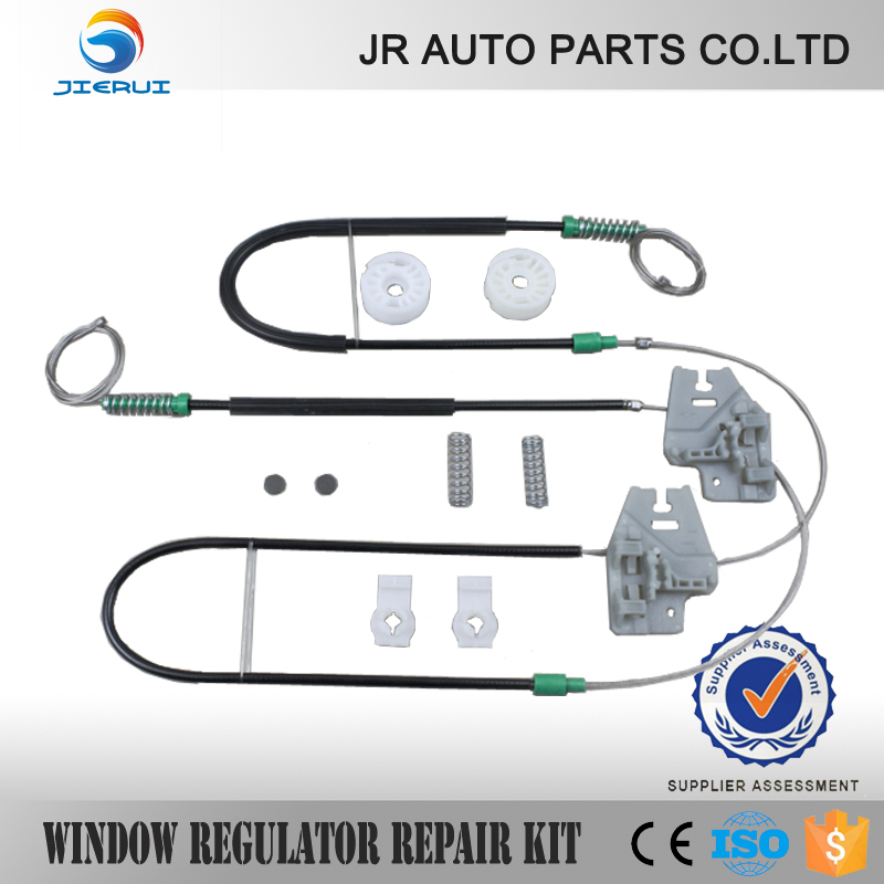 ISO9001 FOR BMW E46 WINDOW REGULATOR REPAIR KIT FRONT LEFT Or RIGHT 2001-2005