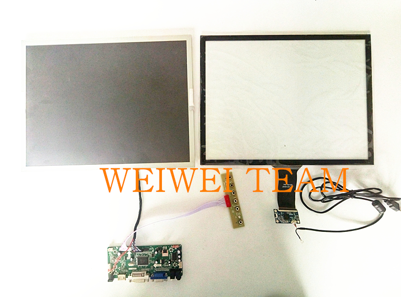 Hdmi Dvi Vga Audio Lcd Controller Board With 15 Lq150x1lw94 1024x768 Ips Lcd Screen Display Panel Mobile Phone Lcds