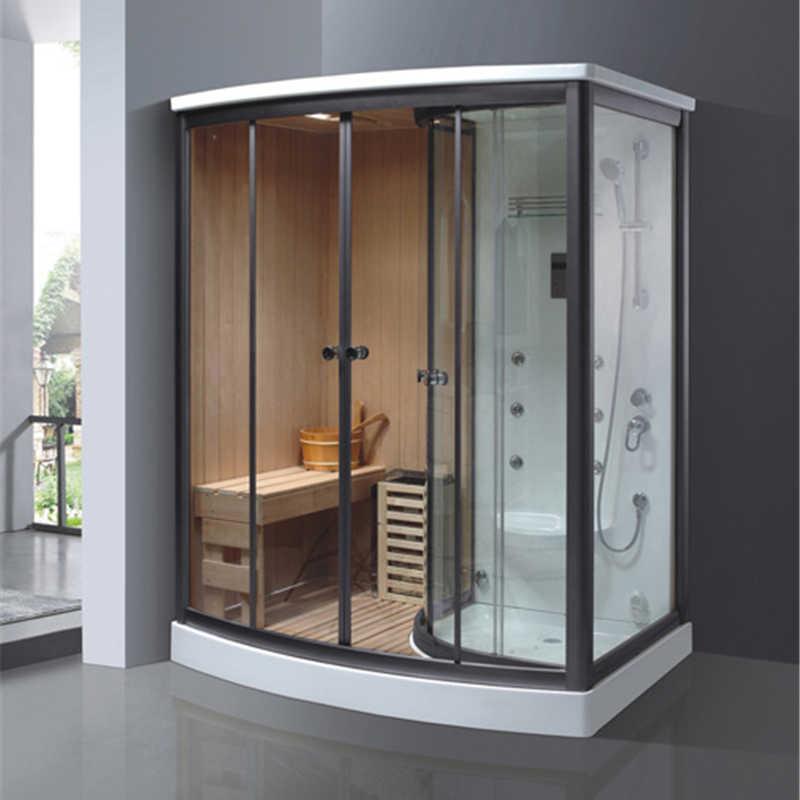 China Bathroom Steam Shower Room Sauna