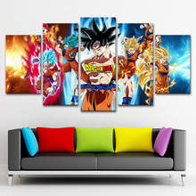 Dragon Ball Z Goku Painting