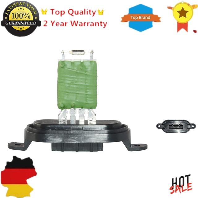 New Heater Blower Fan Motor Resistor For VW T5 Transporter