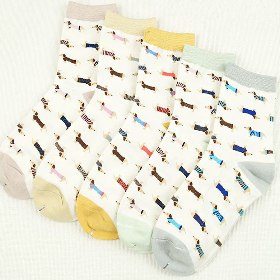 [COSPLACOOL] New caramella Color Socks Cs