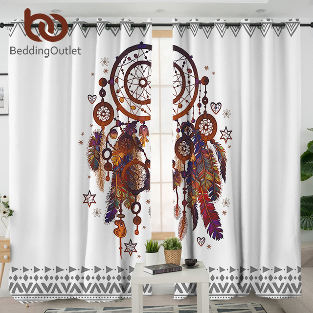 BeddingOutlet Dreamcatcher Soggiorno Tenda Camera Pantaloni A Vita Bassa Acquere