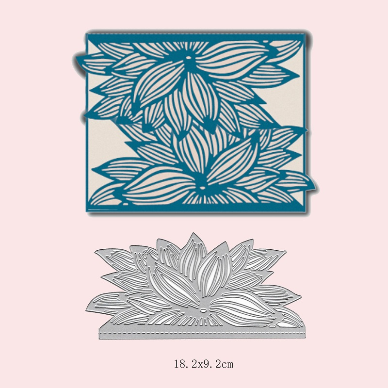 Image 4 - Rose Dies Collection Metal Cutting Dies Scrapbooking Album Decoration Stamps and Dies for Card Making Craft Dies Cut new 2019-in Cutting Dies from Home & Garden
