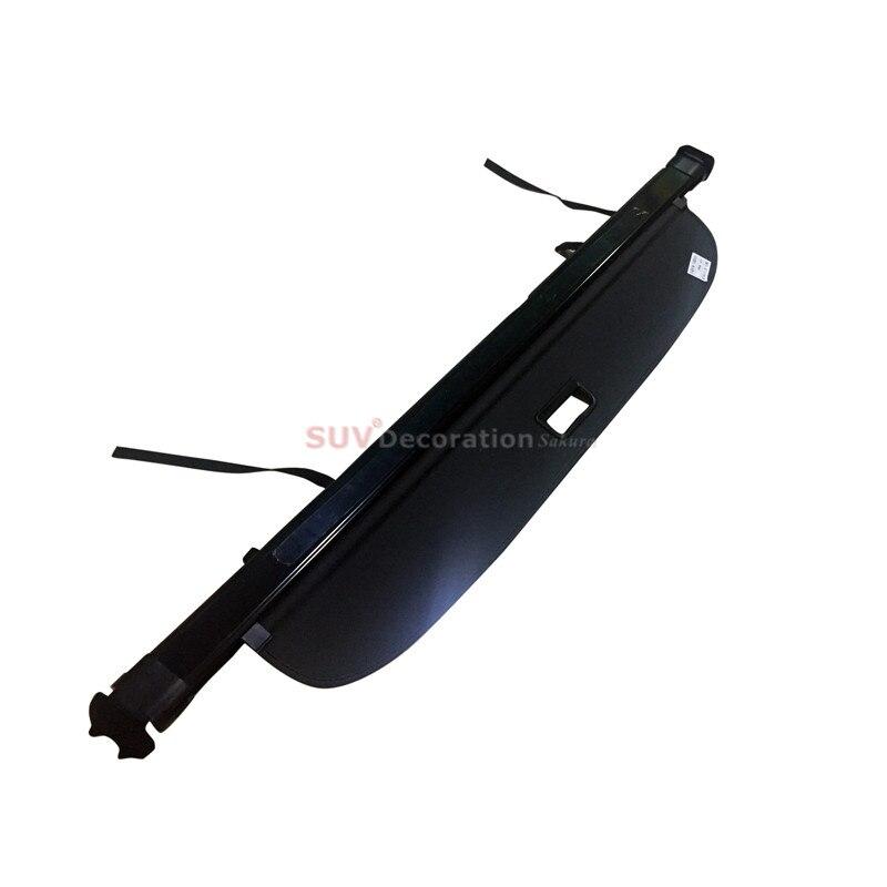 Автомобиль Stying! Черный Интимные аксессуары задний багажник выдвижной грузовые Чемодан чехол 07 15 для Audi Q7 2007 2015