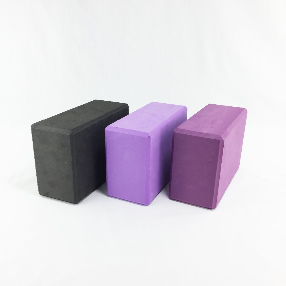 13 Colors available Yoga Blocks EVA High-Density 2