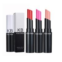 Summer Lady Lipstick Long Lasting Beauty Matte Tint Lips Makeup Cosmetics Lipgloss Make Up 12 Nice Bright Colors FM88