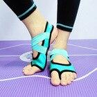 ✔  Мужчины Женщины Yoga Yoga Носки нескользящей Профессиональный Балет Пилатес Обувь Спортивные Упражне ★