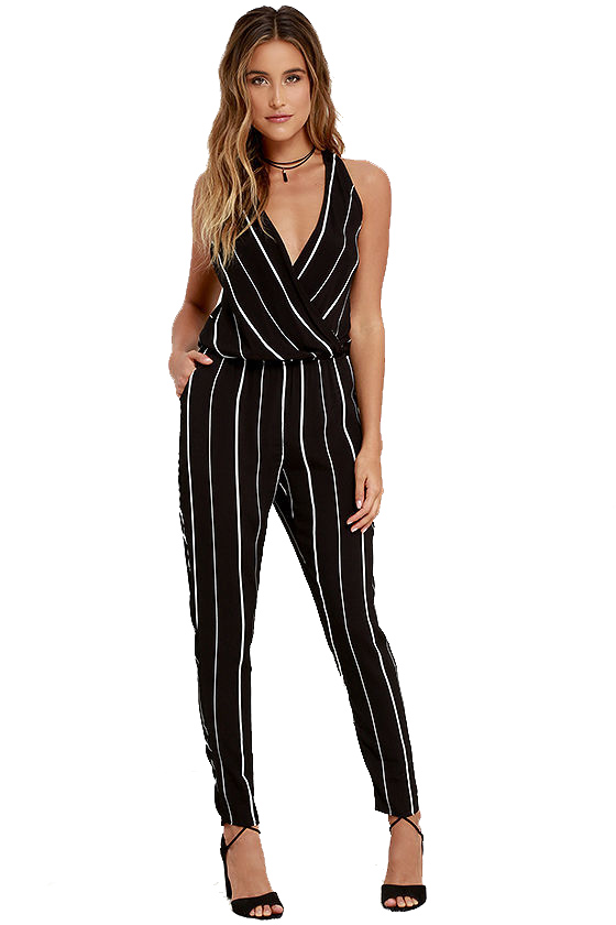 Perfect How To Rock The Jumpsuit 26 Street Style Looks  FashionGumcom