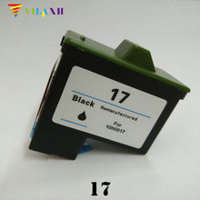 1PK  Ink Cartridge for Lexmark 17 Z25 Z33 Z35 Z515 Z601 Z605 Z611