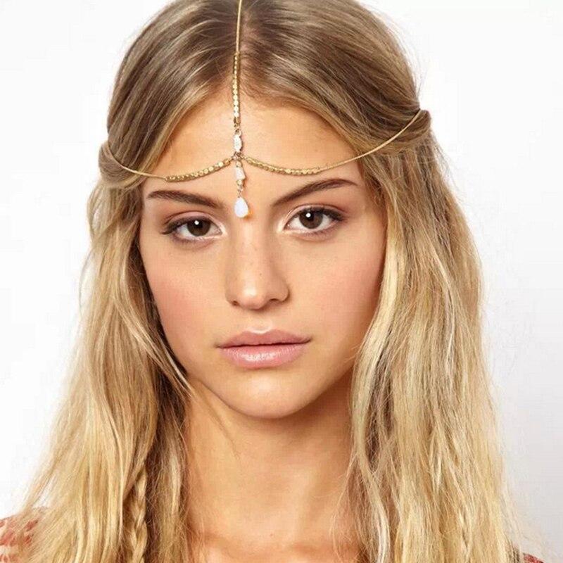 Fashion Hair Ornament Handmade Bride Headwear Hair Accessories