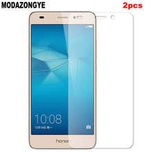 2 pcs 5C Vidro Temperado Protetor de Tela Para Huawei Honor Huawei honra 5C Honor5c Nem-L51 Nem L51 L22 Tela De Vidro Protetor filme