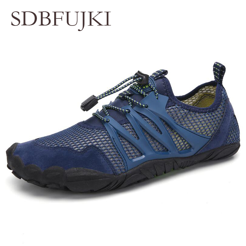 Unisex Sneakers Swimming Shoes Water Sport Aqua Sea Beach Surfing Slippers Upstream Light Sport Shoes For Men Women Hiking Shoes