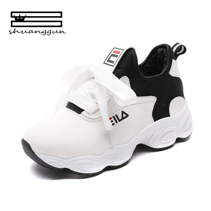 SHUANGGUN 2019 de malla transpirable zapatos casuales de las mujeres Vulcanize mujer Zapatillas de deporte de moda de encaje suave de alta de ocio calzado