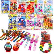 Kids Watch Building Blocks Bricks Toys For Children Gift Compatible LegoingLYS NinjagoINLY Duplo MinecraftING