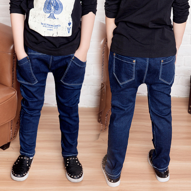 The New Year, The boy jeans, children wear fashionable style and high quality kids jeans, boys jeans, boy dark jeans