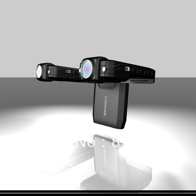 2013 Hot sale Cheap Car DVR P5000 with 270 dgree rotatable monitor 2 Flash LED Night Vision PK H198,Freeshipping!
