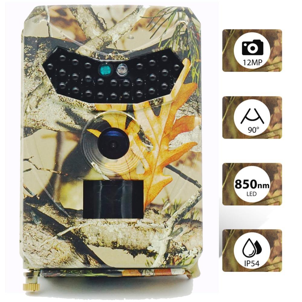 Basic Hunting Trail Camera Wild Surveillance Cameras Waterproof Infrared Night Vision Animal Photo Trap Video Wildlife