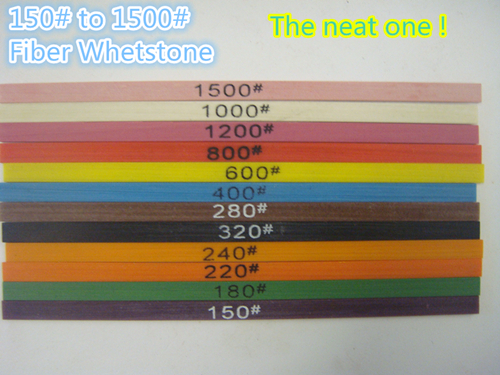 Ceramic Fiber Whetstone 1pcs YFS #150 To #1500 1004 Size Super Stones Please Chose